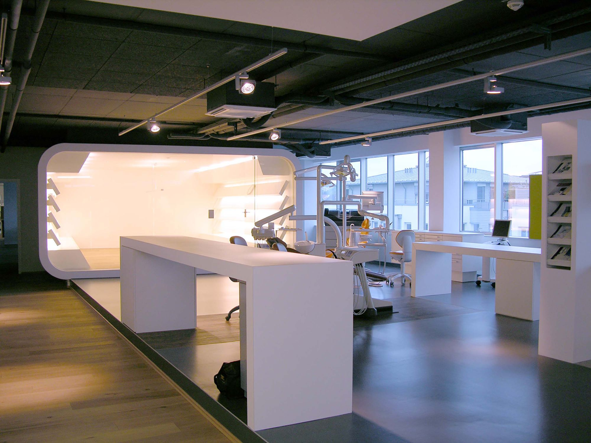 PLURADENT, ULM   Hönig Architekten AG